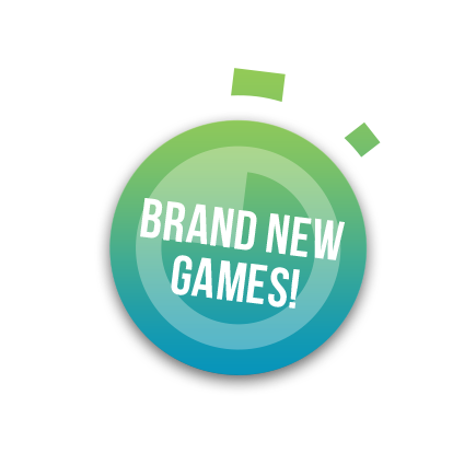 Brand New Games for 2016!